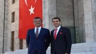 CHP Milletvekili Serkan Topal,  Grupbaşkanvekili Özgür Özel'e yapılan saldırıyı kınadı