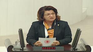 CHP Milletvekili Suzan Şahin'den  aşırı çöl sıcaklarının afet kabul edilmesi için kanun teklifi