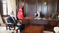 Doğu Akdeniz Gümrük Bölge Müdürü Yıldırım'dan  Vali Doğan'a Ziyaret