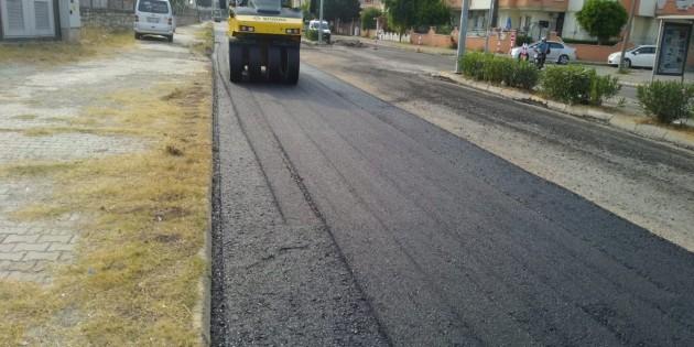İskenderun'a Beton asfalt