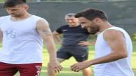 Şampiyon Hatayspor Bursaspor maçı hazırlıklarını sürdürüyor