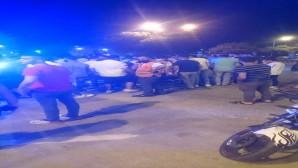Antakya'da Feci Kaza: İddialara göre 1 ölü 2 yaralı..