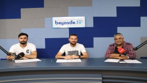 ŞAMPİYON FUTBOLCULAR BEYZADE FM' DE