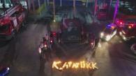 Hatay Büyükşehir Belediyesinin 23 Temmuz konvoyu renkli görüntülere sahne oldu