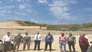 Uzun uğraşlardan sonra Kunduracılar sitesinin inşaatına başlandı