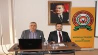 ATSO, Suudi Arabistan'nın Türk Menşeli ürünlerin ithalatını durdurmak istemesine yönelik kaygılarını Ticaret Bakanı ile TOBB'a bildirdi
