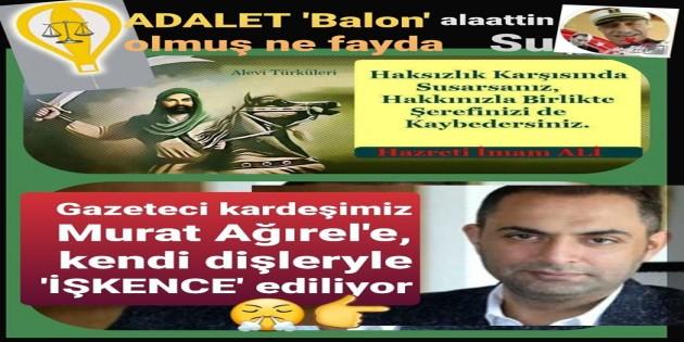 Tutuklu Gazeteci Murat Ağırel'in durumu çok ciddi..!