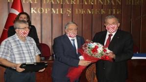 Antakya Belediye Meclisi'nden Hatayspor'a destek