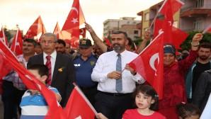 Payas Belediye Başkanı Bekir Altan: Demokrasi Nöbeti hiç bitmeyecek