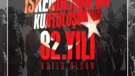 Başkan Lütfü Savaş, İskenderun'un Kurtuluş gününü kutladı