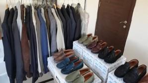 Antakya Belediyesinden ihtiyaç sahibi vatandaşlara Bayramlık giysi yardımı
