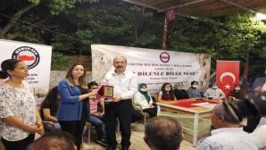 Bir Bilenle Bilge Nesil yarışmasında dereceye girenlere ödülleri verildi