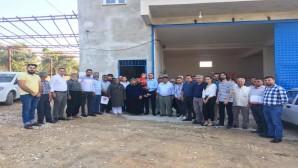 CHP Antakya İlçe örgütü  Mahalle gezilerini Ovada sürdürdü