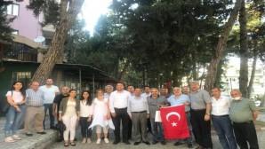 Antakya CHP'nin Mahalle gezileri devam ediyor