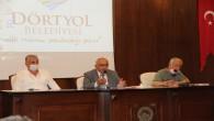 Dörtyol Belediye Meclisi 4 ay aradan sonra toplandı