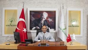 Başkan İbrahim Güzel'den 23Temmuz mesajı
