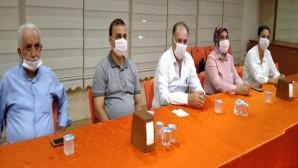 Erzin Belediye Başkanı Ökkeş Elmasoğlu: Erzin için, Erzin siyaseti yapıyoruz