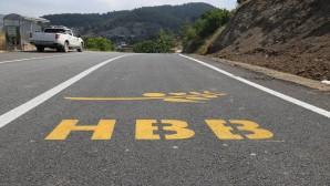 Hatay Büyükşehir Belediyesi, yol çalışmalarında hız kesmiyor