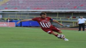 Hatayspor Oynadı Boluspor 3 puanı kaptı: 1-0