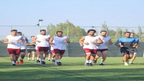 Hatayspor Keçiörengücü maçına sıkı hazırlanıyor