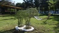 Antakya Belediyesi, Parkları Hayvan figürleri ile renklendirdi