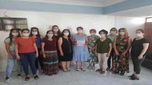 Samandağ Kadın Dayanışma Derneği'nden Kadın cinayetlerine tepki