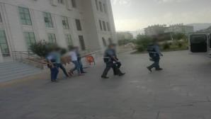 Kırıkhan'da hırsızlık yaptılar, Aksaray'da yakalandılar