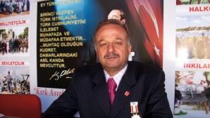 Türkiye Muharip Gaziler Derneği Hatay Şube Başkanı Mehmet Ramiz Bakır'ın Kıbrıs Barış Harekatının 46'ncı yıldönümü mesajı