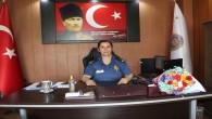 Samandağ Emniyet Müdürlüğüne atanan Asuman Karacık görevine başladı