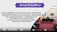 Samandağ Belediye Meclisi 17 Temmuz Cuma günü toplanacak