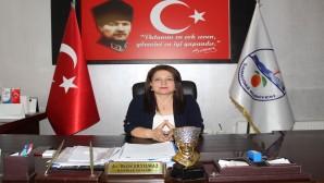 Samandağ Belediyesinde Başkan Vekili Esen Dibek