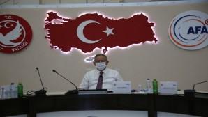 Türkiye Afet Müdahale Planı  (TAMP) Toplantısı Yapıldı