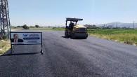 Antakya Belediyesinin yol çalışmaları devam ediyor