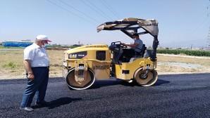 Antakya Belediyesi Ekipleri Yol Yapım Çalışmalarını Aralıksız Sürdürüyor