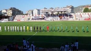 Şampiyon Hatayspor Bursaspor'u Rahat Geçti