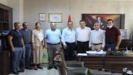ATSO 3. Meslek Komitesi'nden Genel Sekreter Tazeaslan'a ziyaret