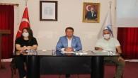 Samandağ Belediye Meclisi Pandemi süreci sonrasında ilk toplantısında organ seçimlerini yaptı