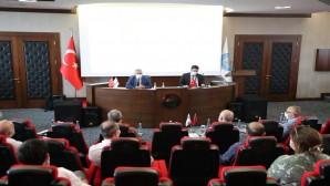 Vali Rahmi Doğan, MÜSİAD İstişare Toplantısına Katıldı