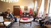Hatay Milletvekili Yayman'dan Vali Doğan'a Nezaket Ziyareti