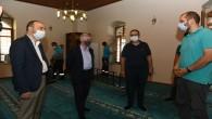 Antakya Belediyesinden İbadethane Temizliği Denetimleri ve Esnaf ziyareti