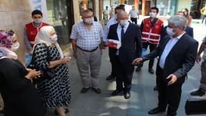 Hatay Valisi Rahmi Doğan Vatandaşları Maske Ve Sosyal Mesafe Konusunda Uyardı