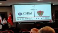 Atakaş Hatayspor'un imzaları törenle atıldı