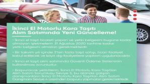 ATSO'dan 2. El otomobiller için çağrı: Mesleğini belgele, satışını garantile