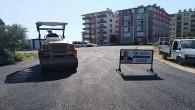 Antakya Belediyesinden asfaltlama çalışmalarına devam