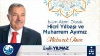 Başkan Yılmaz'dan Hicri Yılbaşı ve Muharrem ayını yayınladığı mesajla kutladı