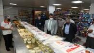 Antakya Belediyesi'nin COVİD -19 tedbirlerine  yönelik denetimlerini sürdürüyor