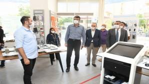 Antakya Belediyesinin COVİD-19  denetimleri sürüyor
