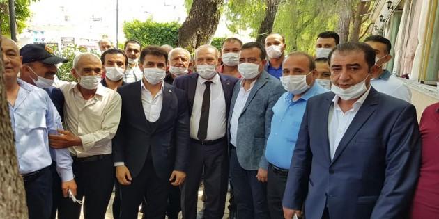 Dörtyol MHP'de atamayla gelen İlyas Berik, yeni dönemde seçilmiş ilçe Başkanı oldu