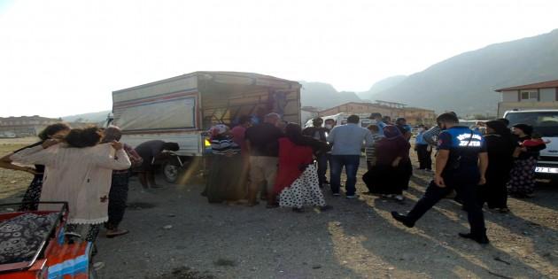 Hatay Büyükşehir Belediyesinden Dilenci operasyonu