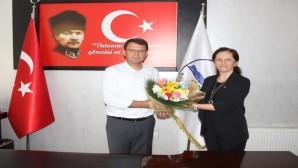 DİSK Genel Başkanı Arzu Çerkezoğlu Hatay'daki  CHP Belediyelerine ziyaret